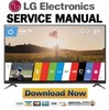 LG 70LB7100 UC  Service Manual and Repair Guide