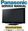 Thumbnail Panasonic Viera TH-65PZ850U Service Manual & Repair Guide